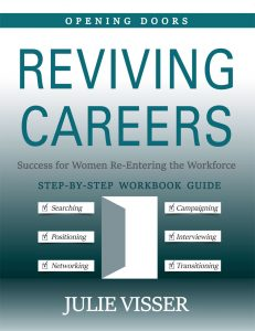 JA Talent Partners workbook Reviving Careers