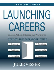 JA Talent Partners workbook Launching Careers